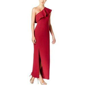 Calvin Klien Red Dress